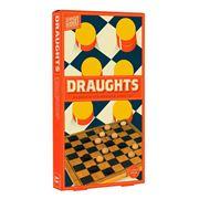 Professor Puzzles - Wooden Wood Games W/Shop Draughts