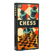 Professor Puzzles - Wooden Wood Games W/Shop Chess