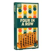 Professor Puzzles - Wooden Wood Games W/Shop Four In Row