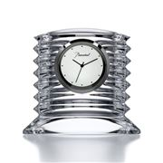 Baccarat - Lalande Clock 7.5cm