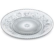 Baccarat - Arabesque Plate Extra-Large 24cm