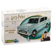 Games - 3D Flying Ford Anglia Harry Potter Jigsaw Puzzle