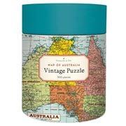 Cavallini - Australian Map Puzzle 500pce