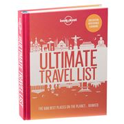 Lonely Planet - Ultimate Travel List 2nd Edition