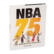 Book - NBA75: The Definitive History