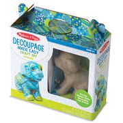Melissa & Doug - Decoupage Made Easy Craft Set Puppy