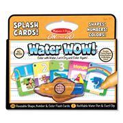 Melissa & Doug - Water Wow! Splash Cards Numbers!