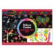 Melissa & Doug - Scratch Magic Deluxe Kit