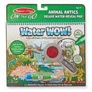 Melissa & Doug - On The Go Water Wow! Animal Antics Deluxe