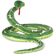 Melissa & Doug - Large Plush Snake