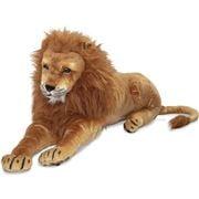 Melissa & Doug - Large Plush Lion