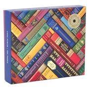 Galison - Vintage Library Foil Puzzle 1000pce