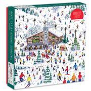 Galison - Apres Ski Puzzle By Michael Storrings 1000pce