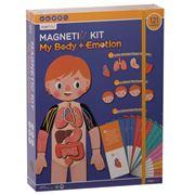 Mieredu - Magnetic Kit My Body + Emotions