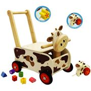I'm Toy - Walk & Ride Cow Sorter