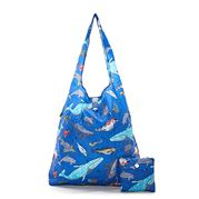 Eco-Chic - Blue Sea Creatures Shopper Bag