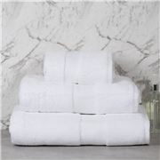Private Collection -  Haven White Towel Set 3pce