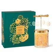 Glasshouse - Ltd Ed A Tahaa Affair Candle/Carousel Gift 2pce