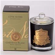Cote Noire - Gardenia Blanc Candle Gold Badge 185g