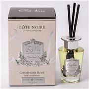 Cote Noire - Pink Champagne Diffuser Silver 90ml