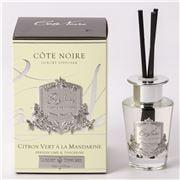 Cote Noire - Persian Lime/Tangerine Diffuser w/Silver 90ml