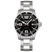 Longines - HydroConquest Blk Dial Stainless Steel Watch 41mm