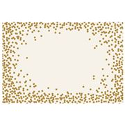 Hester & Cook - Confetti Placemats Pack of 24pce
