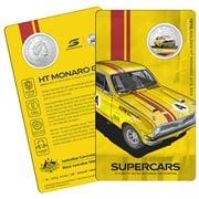 RA Mint - 60 Years Supercars Monaro GTS 350 Uncirc. 50 cent