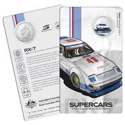 RA Mint - 60 Years Supercars 1983 Mazda RX7 Uncirc. 50cent