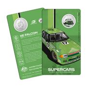 RA Mint - 60 Years Supercars Ford XE Falcon Uncirc. 50 cent