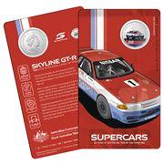 RA Mint - 60 Years Supercars Nissan R32 Skyline GTR 50 Cent