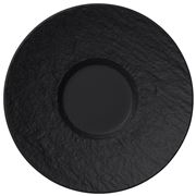 V&B - Manufacture Rock Mocha/Espresso Saucer 12cm