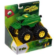 John Deere - Monster Treads Light & Sound 4WD Combine