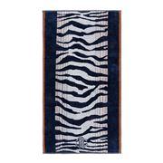 Roberto Cavalli - Zeb Hand Towel Blue 60x110cm