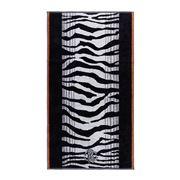 Roberto Cavalli - Zeb Bath Sheet Black 95x180cm
