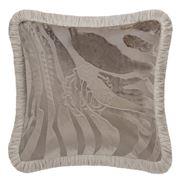 Roberto Cavalli - Macro Zebrage Monogram Cushion 60x60cm