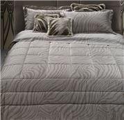 Roberto Cavalli - Macro Zebrage Bed Sheet Beige Set 4pce