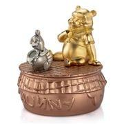 Royal Selangor - L/Edt. Gilt Winnie The Pooh Music Carousel