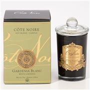 Cote Noire - Gardenia Blanc Candle Gold Badge 75g