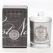 Cote Noire - Private Club Candle Silver Crest 185g