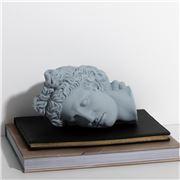 Sophia - Apollo Head Horizontal Stone