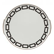 Richard Ginori - Catene Cake Plate Handles Nero 31.5cm