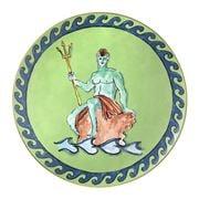 Richard Ginori - Viaggio Di Nettuno Plate Verde 33cm