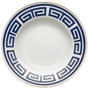Richard Ginori - Labirinto Soup Plate Zaffiro 20cm