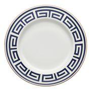 Richard Ginori - Labirinto Round Flat Plate Zaffiro 30.5cm