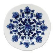 Richard Ginori - Babele Flat Bread Plate Blue 17cm