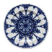 Richard Ginori - Babele Flat Dessert Plate Blue 21cm