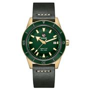 Rado - Capt Cook Automatic Watch Green Dial Bronze Case 42mm