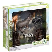 CollectA - Wild Life Gift Set 6pce