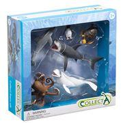 CollectA - Sea Life Gift Set 6pce